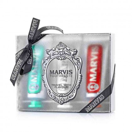 Set calatorii Marvis 3 x 25 ml