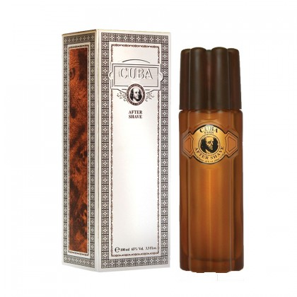 After shave Cuba Gold 100 ml