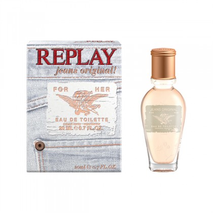 Parfum Replay Original for Her edt 20 ml
